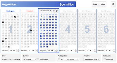 Kaliforniai lottó szuperlotto plusz - hogyan lehet Oroszországból játszani