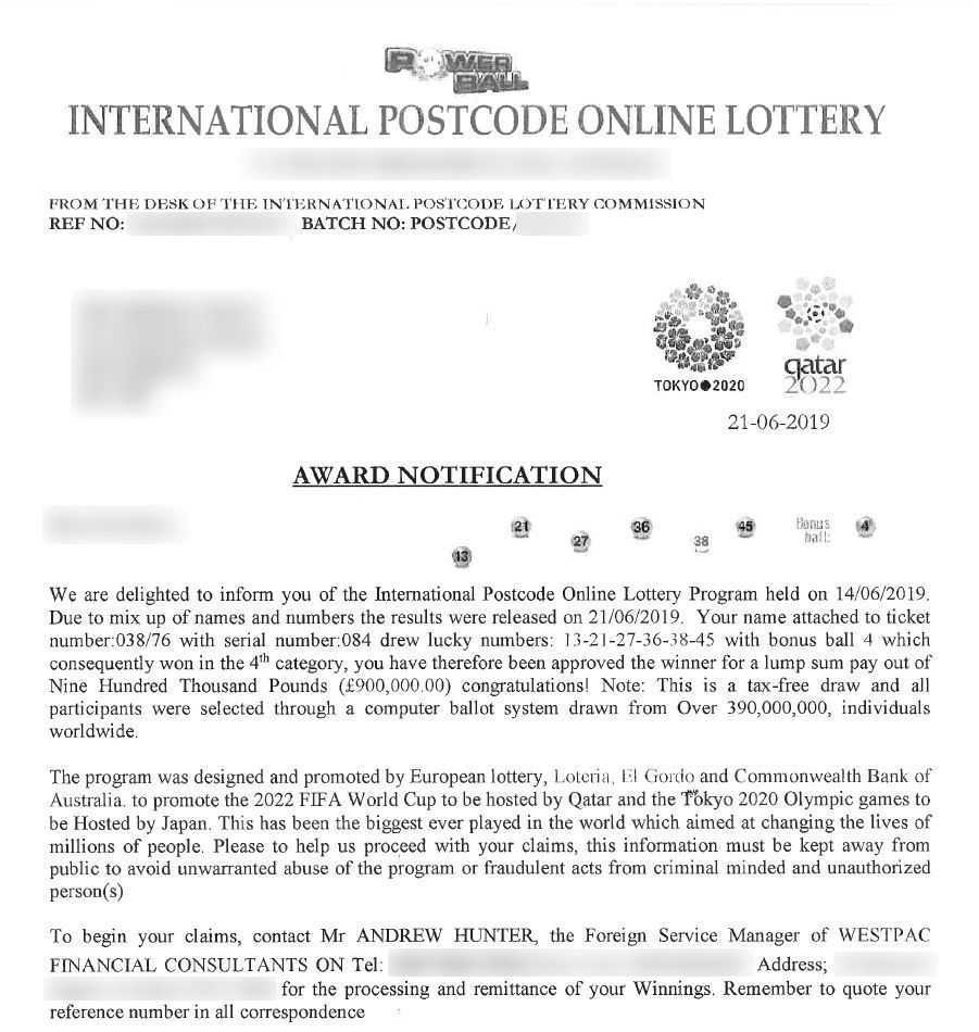 Lottery winners - online tickets and betting service