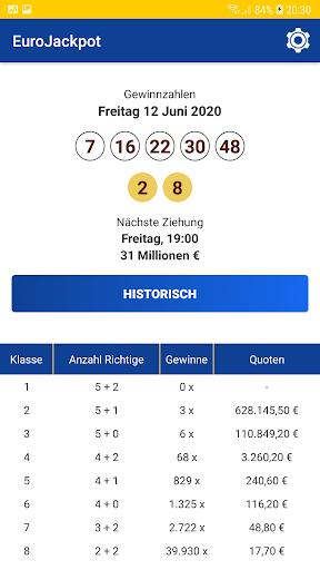 Loteria europeia Eurojackpot