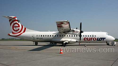 Авиакомпания евролот (eurolot)