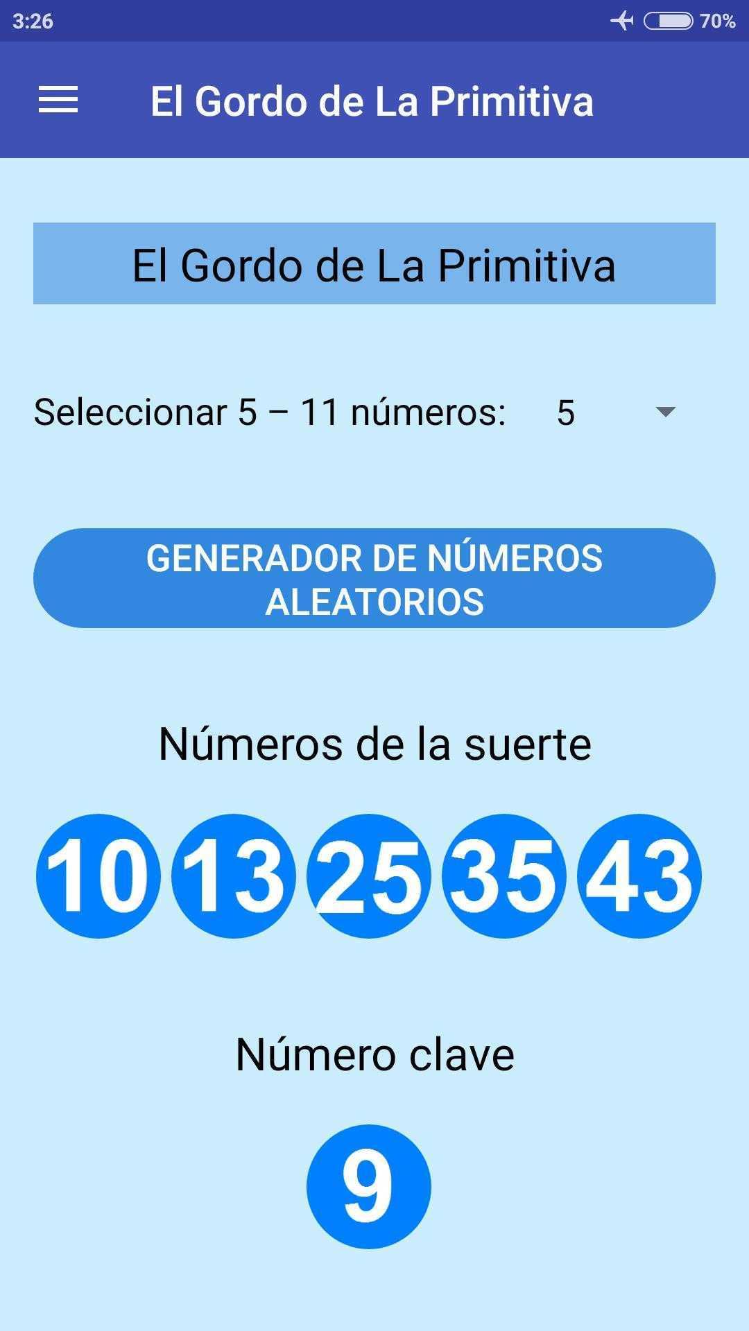 Spanische Lotterie la primitiva - Kauf eines Tickets aus Russland