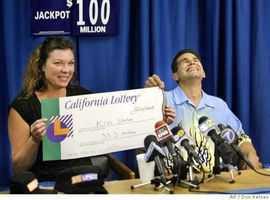 Kalifornien Lotterie Superlotto plus