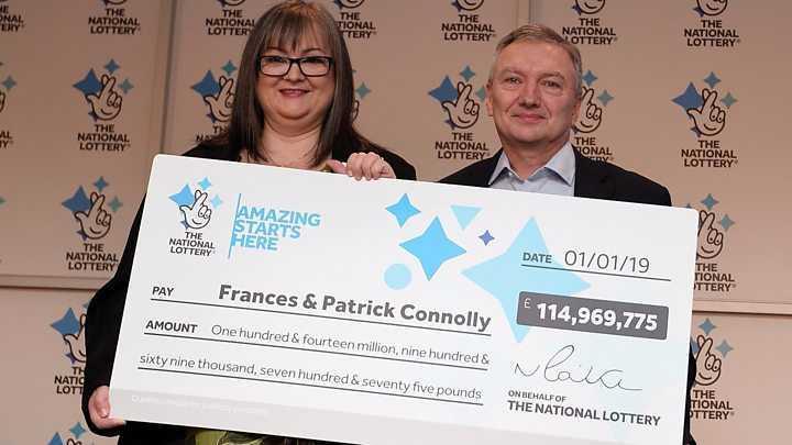 Les plus gros gagnants du jackpot Euromillions
