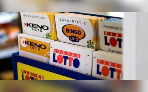 Эстонская лотерея vikinglotto