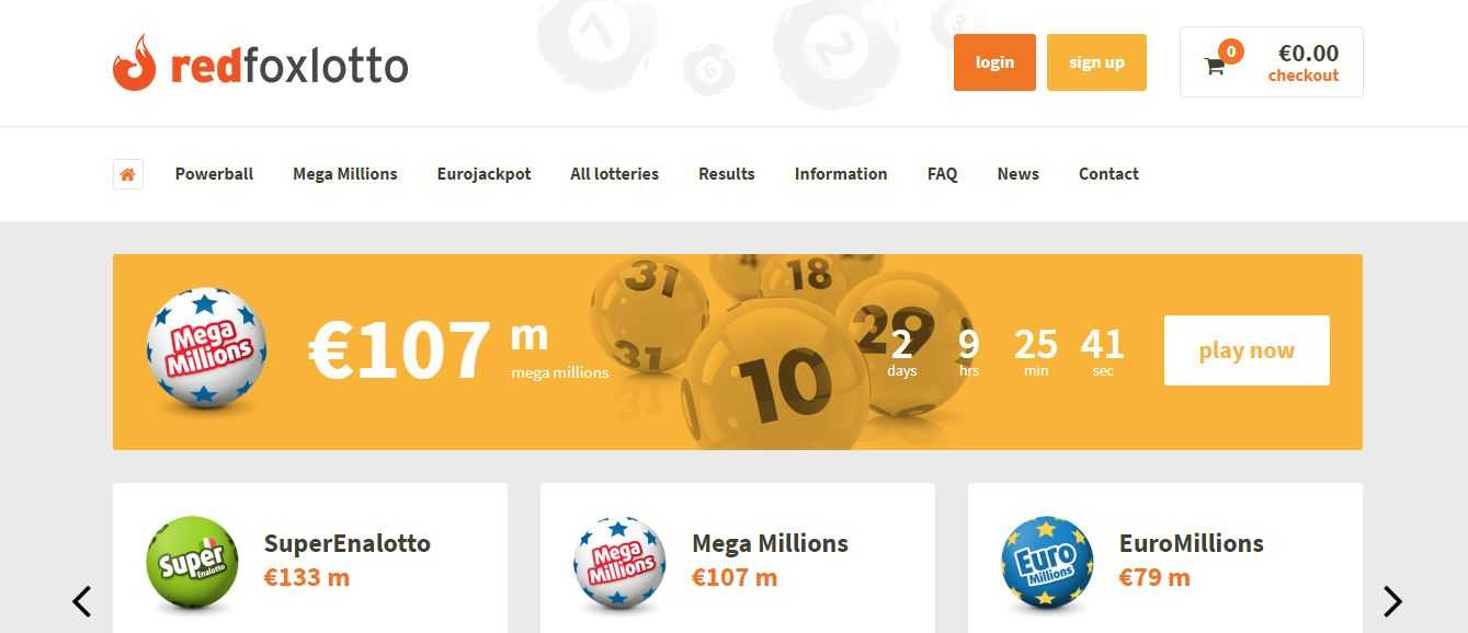 EuroMillions lottery rules | rules of the game