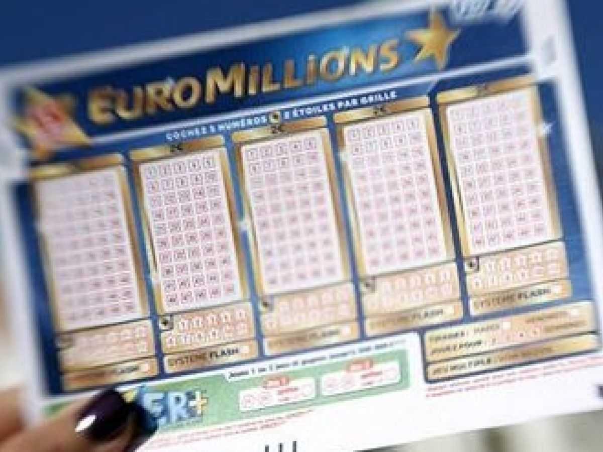 Xổ số Tây Ban Nha euromillions