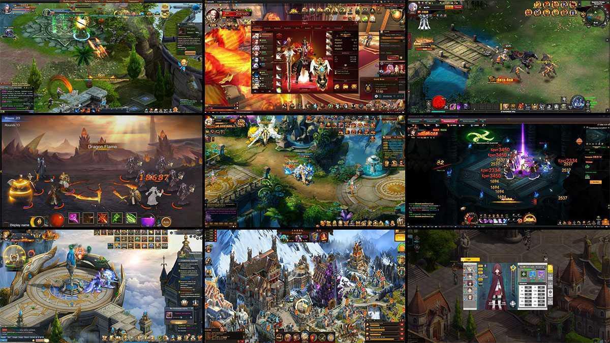 Online-Spiele auf dem PC (pc) - Top besten Online-Spiele | top-mmorpg.ru