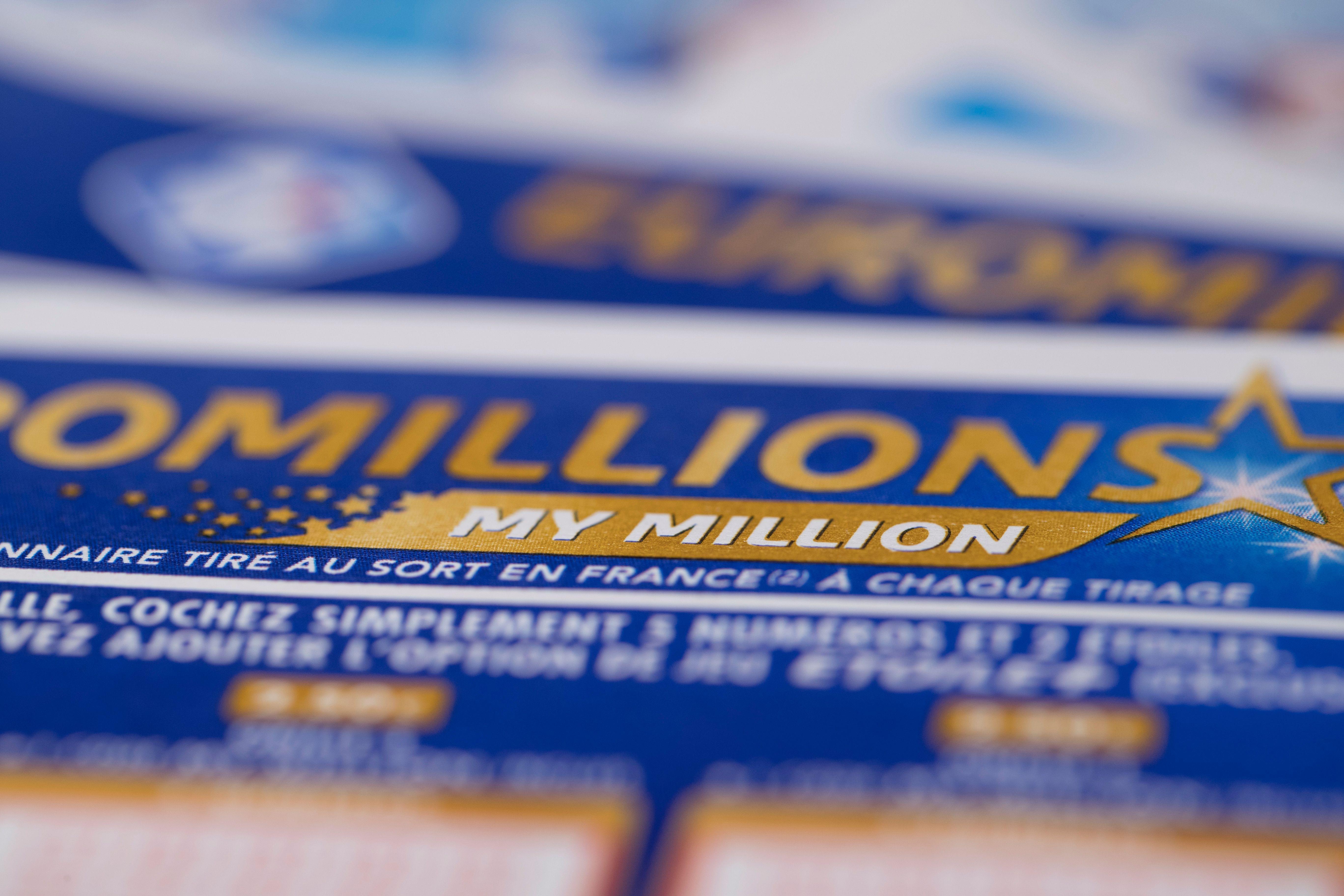 Lots euromillions | répartition des lots
