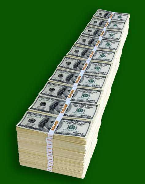2000000000 долларов сша в рублях