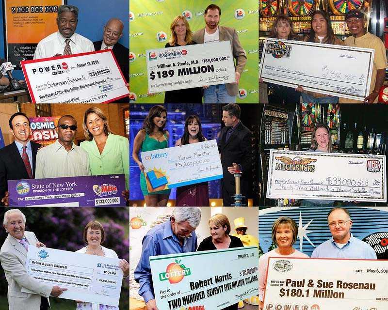 A legnagyobb lottó nyer, kaszinó, Orosz lottó