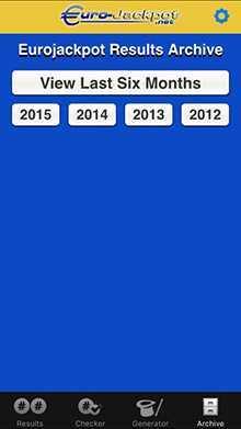 Eurojackpot (2020) - Beschreibung und Leitfaden für Euro-Lotteriespiele